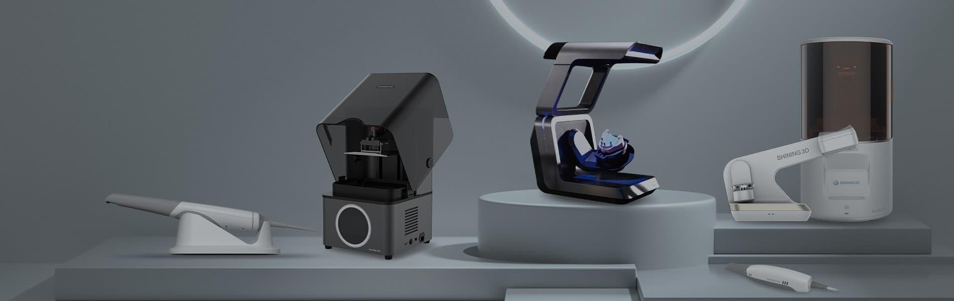 dental 3d scanner